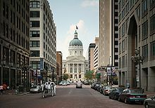Indianapolis, my beloved hometown; where I was born, grew up, married and where three of my children were born. Love it!