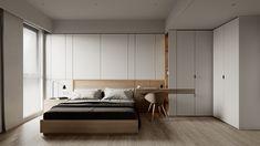 Bedroom Bed Design, Home Bedroom, Master Bedroom, Bedhead Design, Map Design, Luxurious Bedrooms, My Room, Adobe Photoshop, House Design