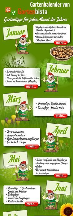 Gartenkalender online dating