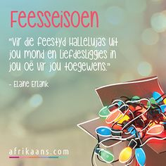 Afrikaans.com omskep jou woorde in 'n kaartjie Afrikaans, Life Lessons, Faith, Cards, Christmas, The Moon, Xmas, Life Lesson Quotes, Navidad