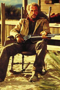 Paul Newman en 'El juez de la horca', de nuevo con John Huston como director.