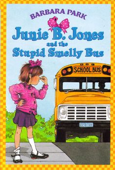 I read all of the Junie B. Jones books. The author was able to make me laugh & really picture Junie B.