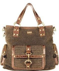 Bag Crochet, Crochet Handbags, Crochet Purses, Crochet Crafts, Handmade Purses, Craft Bags, Knitted Bags, Crochet Accessories, Clutch Purse