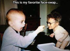Die 50 lustigsten Face Swap-Bilder - Bilder - CHIP