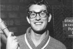 Buddy Holly, the adorable nerd of Rock n Roll