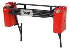 Warrior Products Adventure Rack  for 87-95 Jeep® Wrangler YJ