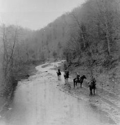 The Amazing Story Of Kentucky's Horseback Librarians (10 Photos)   by the archive project