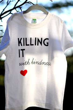 Killing It With Kindness Short Sleeve Tee | Islands & Castles