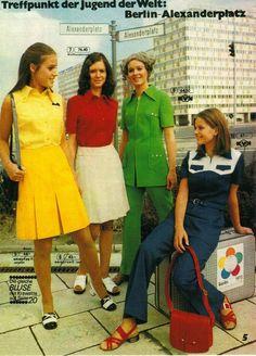 Versandhauskatalog DDR 1973