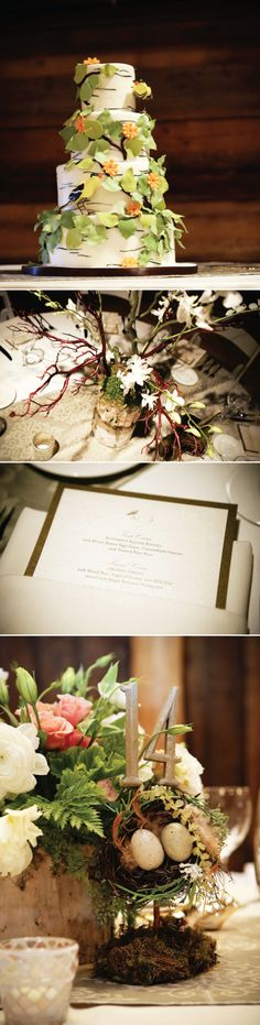 10 year vow renewal?  Style Me Pretty Blog - Vermont Wedding