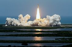 First of the last Space Shuttle launches - The Big Picture - Boston.com