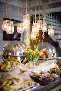 Food Buffets, Totally Chic » Alexan Events | Denver Wedding Planners, Colorado Wedding and Event Planning