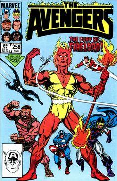Avengers  No.  258