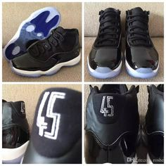 Want to buy some nice basketball products? Buying 2016 new color retro 11 space jam womens mens basketball shoes quality aaa with number 45 support scanning athletic sport sneakers 36-47 is your right choice. roshe provides various kinds of fancy basket ball shoes, barkley shoes and shoes jordans here.