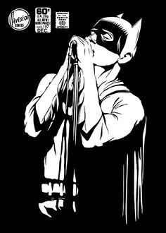 Butcher Billy - Post-Punk Dark Knight
