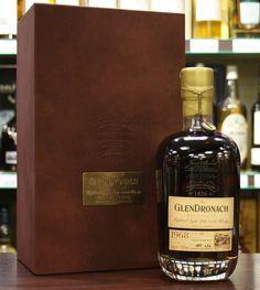 I want!! GlenDronach 1968 Recherché 44 Year Old Whisky #1968 #GlenDronach #Recherche #Whisky