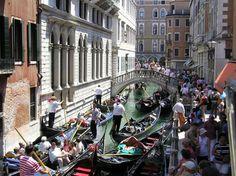 Venice es un paradise par le turiste et un inferno par le citian