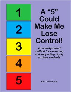 "A ""5"" Could Make Me Lose Control! - National Autism Resources"