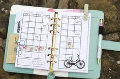 A Peek Inside the Venture Planner ... and a Giveaway - A Love Letter to Adventure