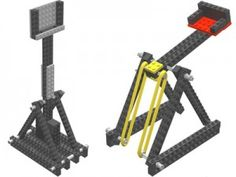 Design a trebuchet or catapault challenge