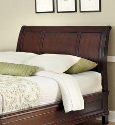 Home Styles Lafayette King/California King Sleigh Headboard - http://www.furniturendecor.com/home-styles-lafayette-kingcalifornia-king-sleigh-headboard/