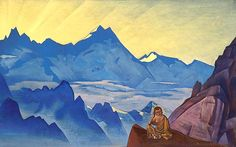 Selected paintings slideshows Nicholas Roerich Museum