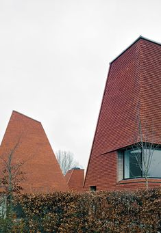 Caring Wood by Macdonald Wright Architects via onreact