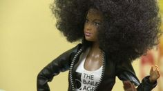 """Winds of Change, Introducing the anti-Barbie doll"" Why can't ethnic dolls co-exist with Barbie? Why be ""anti?"""
