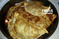 Şır Börek (Çiğ Börek, Eskişehir) Tarifi