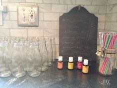 Ideas for Hosting an Essential Oils Holiday Open HouseDIY Show Off ™ – DIY Decorating and Home Improvement Blog