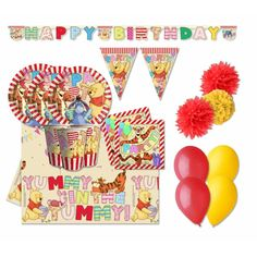 addobbi festa winnie the pooh alphabet Winnie The Pooh, Alphabet, Kit, Party, Amazon, Amazons, Winnie The Pooh Ears, Riding Habit, Alpha Bet