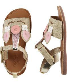 6fae60d820a OshKosh Glitter Unicorn Sandals from OshKosh B gosh. Shop clothing  amp   accessories from