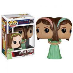 American Horror Story Season 4 Tattler Twins Pop! Television Figurine