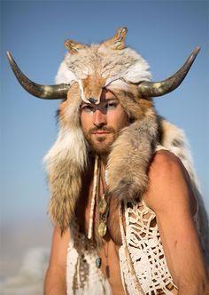 Nomad horns