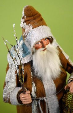 14-inch Santa from Two Sisters Studio