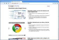 Versión Portable de Google Chrome para Windows multilenguaje.