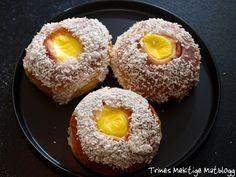 » Skolebrød Doughnut, Rolls, Cupcakes, Baking, Breakfast, Liv, Desserts, Sweet Stuff, Food