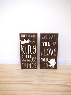 Where The Wild Things Are Baby Shower King Of All The by HandyGerl