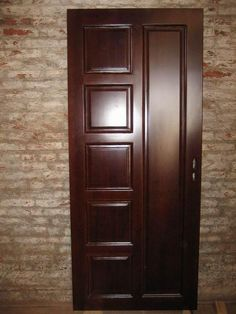 Benefits that you could derive by using the interior wood doors for your home or office. Wooden Main Door Design, Room Door Design, Door Design Interior, Interior Design Elements, Interior Barn Doors, Modern Interior, Wooden Doors, Decoration, Home Decor