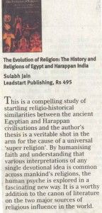 THE EVOLUTION OF RELIGION  Review