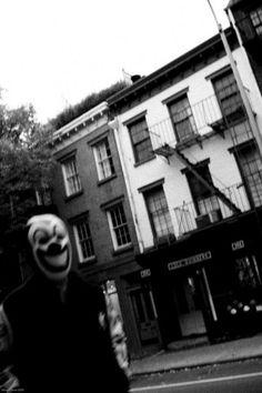 Hate Clowns