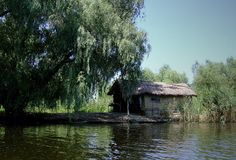 Of all the places in Danube Delta, Cardon has definitely been my favorite place to make fun of. I'm not sure about English, but in Romanian, it sounds hilarious as hell. Danube Delta, House Styles, Places, Lugares