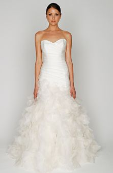 Brides: Bliss by Monique Lhuillier : Style No. BL1213 : Wedding Dresses Gallery