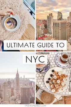 New York Itinerary: 5 Days in New York City - Travel Guide - New York City Vacation, New York City Travel, New York Trip, Day Trip To Nyc, Weekend In Nyc, Paris Travel, Restaurant New York, Rockefeller Center, New York Sommer