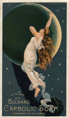 Carbolic Soap Moon