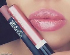 is looking fabulous in this pink lippie! She doubled up using Naked Protest Velvet Matte Lip Pencil in Looking For Truffle and Mega Slicks Lip Gloss in Rose Gold to get this perfect pout! Beauty Art, Beauty Makeup, Beauty Hacks, Beauty Tips, Makeup To Buy, Love Makeup, Matte Lips, Pink Lips, Wet N Wild Cosmetics