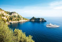 Charter a Yacht | Crewed Luxury yacht Charters | Burgess