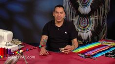 Making Regalia - Episode 8 - Conclusion of Jingle Dress. On this episode, Juaquin wraps up construction on the jingle dress. It turned out ...