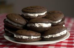 Chocolate Whoopie Pies!! - Rock Recipes -The Best Food & Photos from this St. John's, Newfoundland Kitchen.