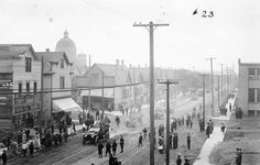 5th & Aurther, Milwaukee. May 12th, 1912